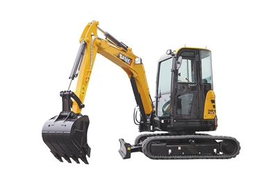 3-ton excavator maintenance under high temperature
