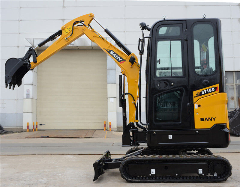 SANY 2 Tonne Excavator Maintenance Guidelines in Winter