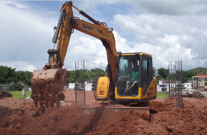 Sany Small Excavator Applications and Operating Guidelines