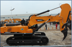 SANY SY465H excavator has improvements in maintainability