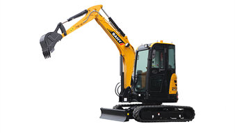 3-ton digger maintenance under high temperature