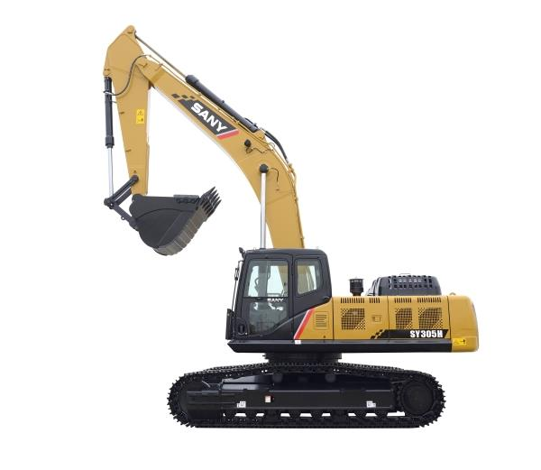 Five Steps Make Your SANY Excavator Machine Shine