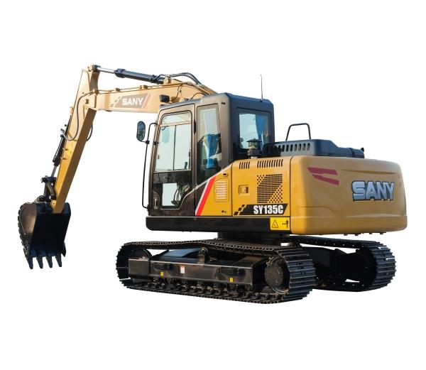 SANY mini excavator, a favorite of the market